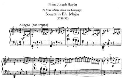 No12 Sonatain Fmajor K332(300k)I Allegro